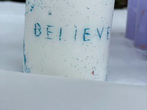 Believe - fresh laundry scent